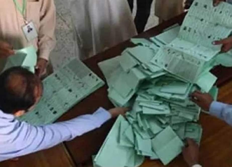 آزاد کشمیر انتخابات میں تحریک انصاف نے میدان مار لیا