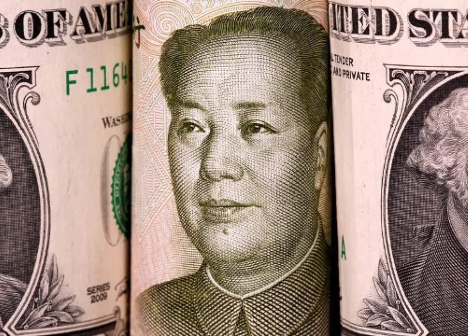 Yuan (Reuters).