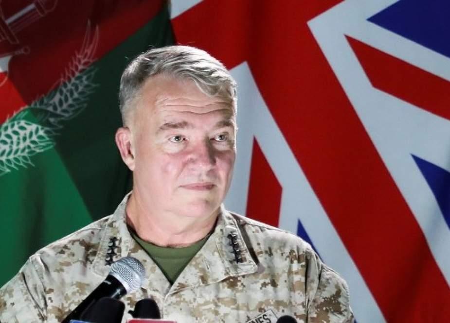 Jendral McKenzie (Reuters).