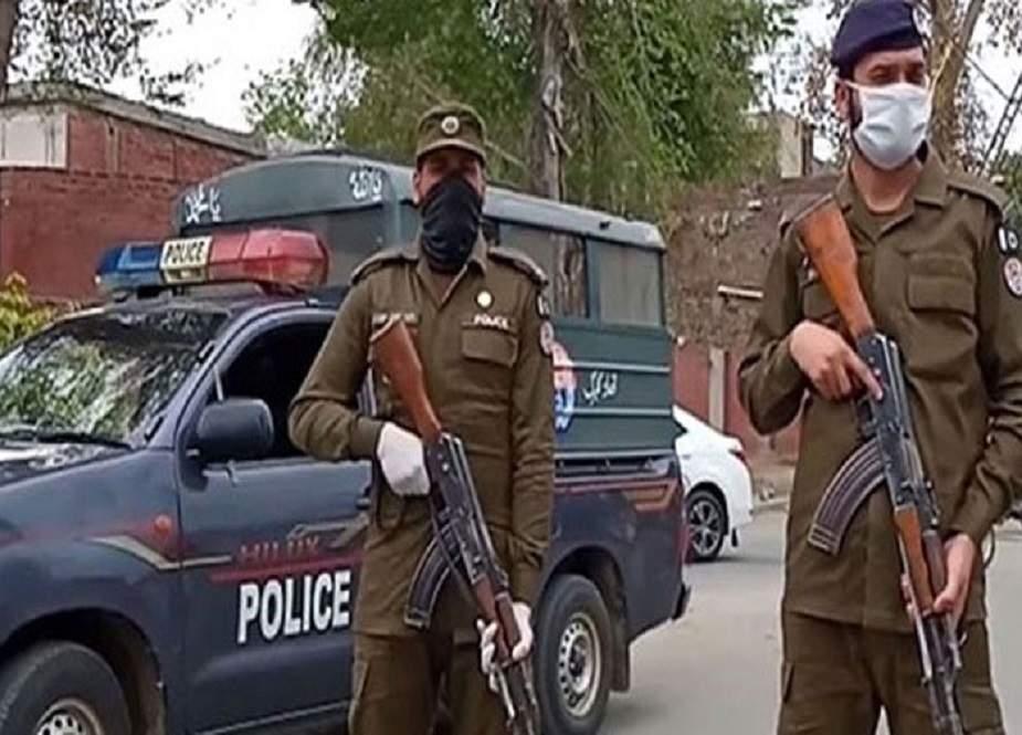 لاہور، کرائے کا معروف قاتل فاروق ڈار پولیس مقابلے میں ہلاک