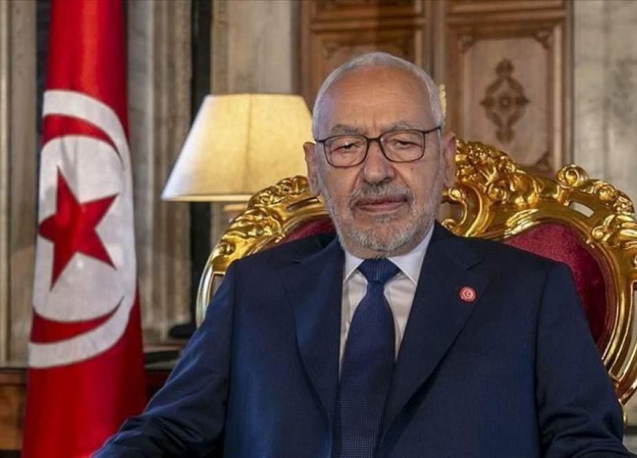 الغنوشي يتهم الرئيس التونسي