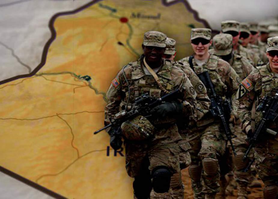 وجود المستشارين..بقاء أكثر في العراق أم تعريض الجيش الأمريكي للخطر؟