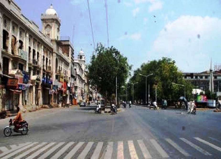 وزیراعلی پنجاب نے ہائی سکیورٹی زون ایکٹ کی منظوری دے دی