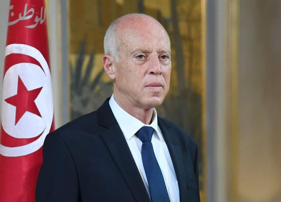 Kais Saied, Tunisia