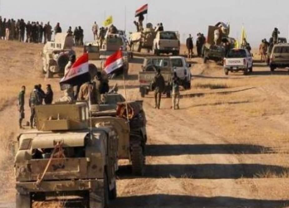 العراق.. انطلاق عملية أمنية واسعة في صلاح الدين