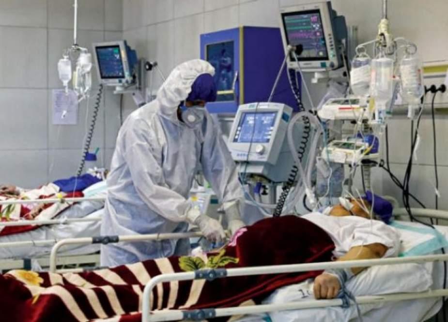 الصحة الايرانية: تسجيل 322 وفاة جديدة بكورونا