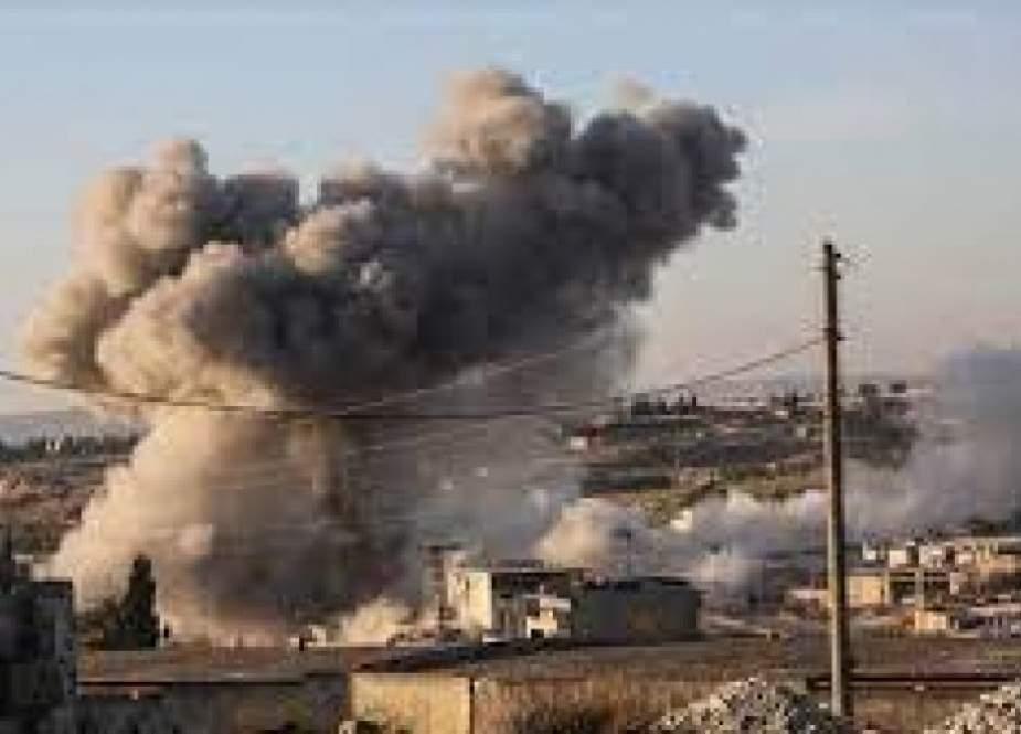 إصابة مدنيين سوريين بقذائف للقوات التركية على ريف حلب