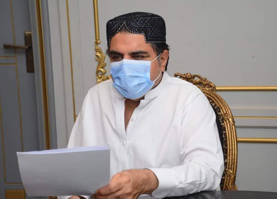 فری اینڈ فیئر الیکشن ہوتے تو پی پی کشمیر انتخابات میں سوئپ کرتی، ناصر حسین شاہ