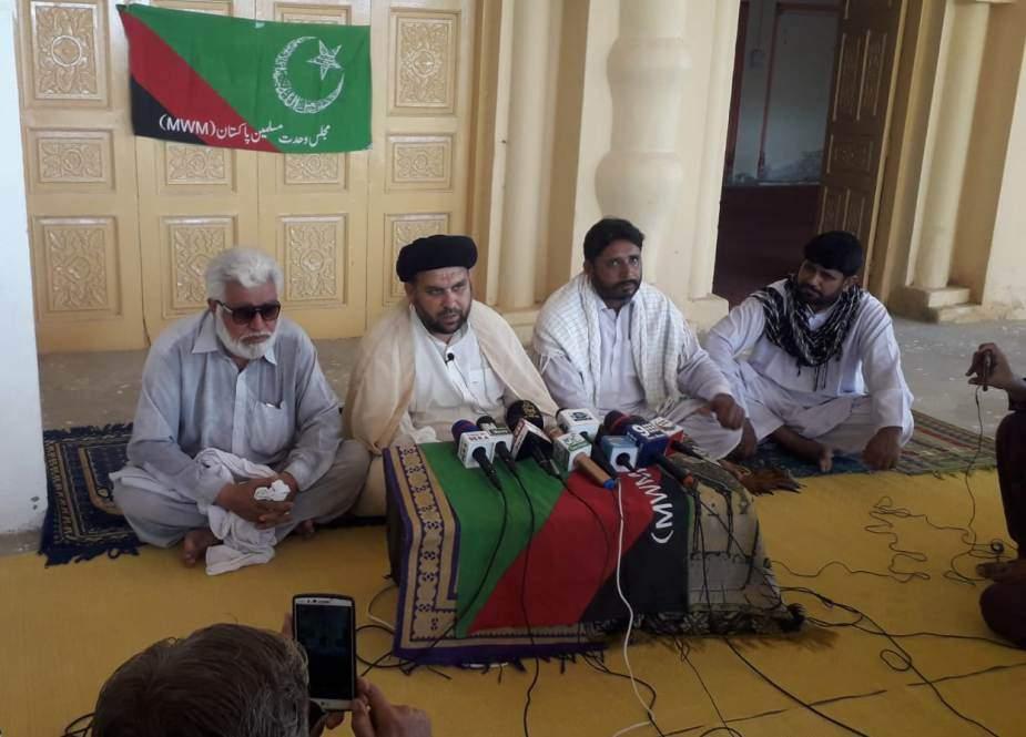 ڈی آئی خان، یادگار شہداء کو دوبارہ تعمیر نہ کیا گیا تو ملک گیر احتجاج کیطرف جائینگے، علامہ وحید کاظمی