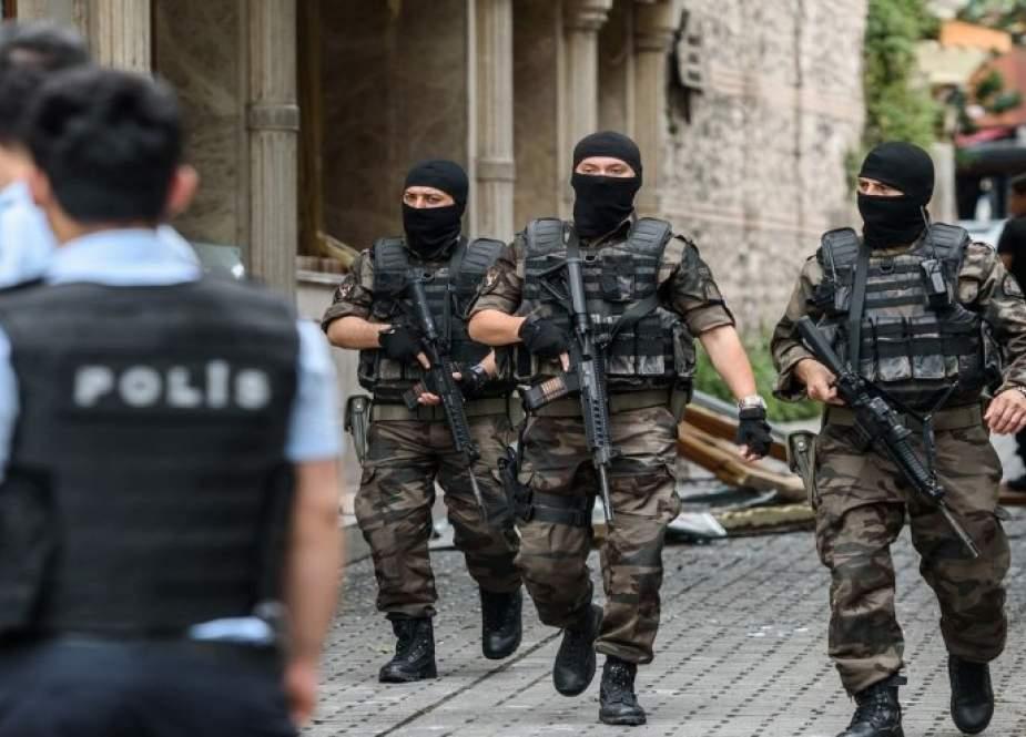القبض على أحد عناصر ''داعش'' الإرهابي في الموصل