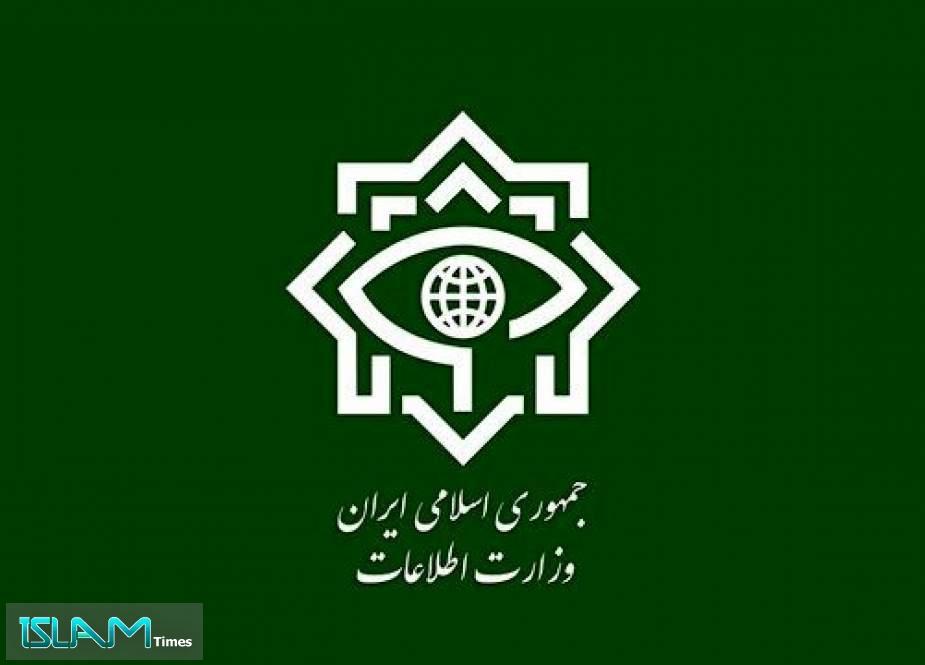 Intelligence Forces Arrest Mossad Terrorist Network in W Iran