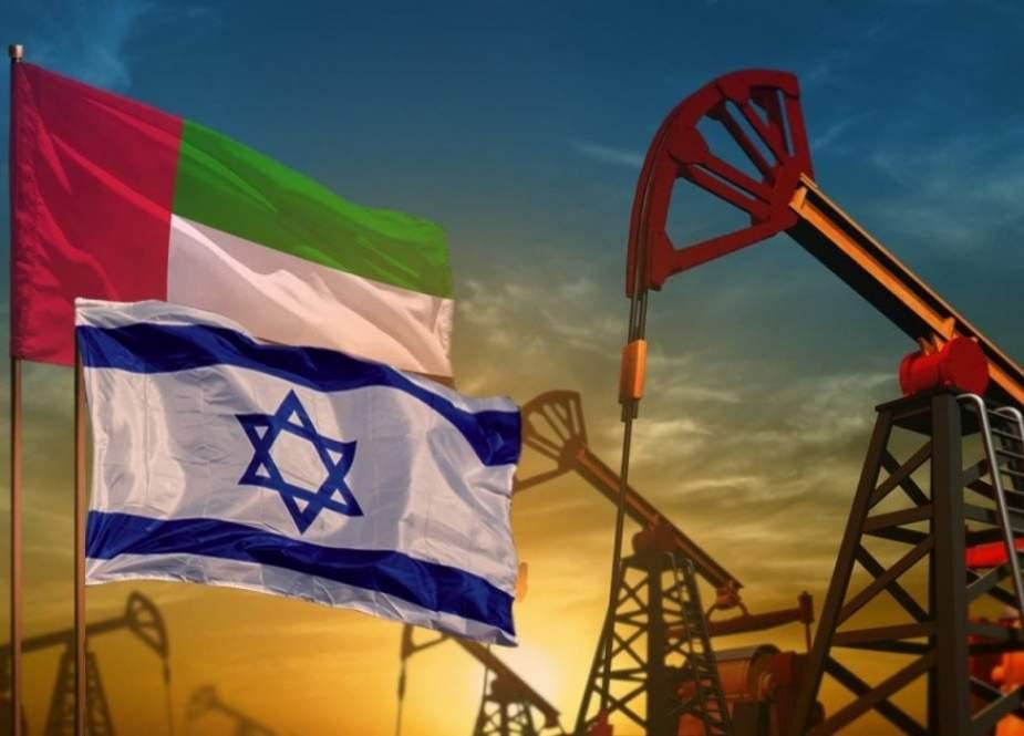 حكومة الكيان ''الإسرائيلي'' الجديدة توئد خط النفط الإماراتي في مهده