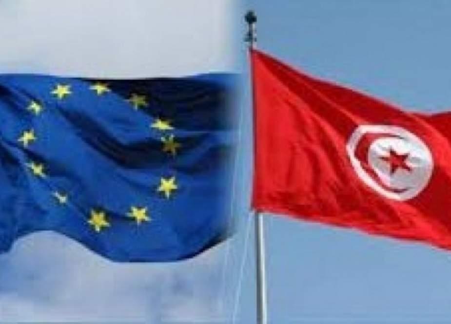 الإتحاد الأوروبي يدعو الأطراف التونسية إلى احترام الدستور وسيادة القانون