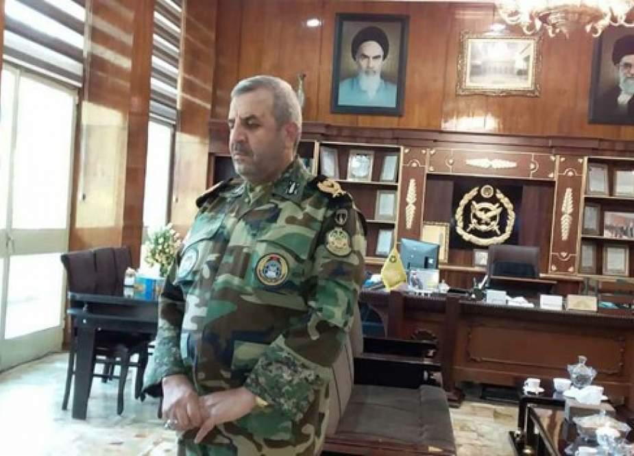 قائد عسكري ايراني: قواتنا المسلحة جاهزة للتصدي لاي عدوان
