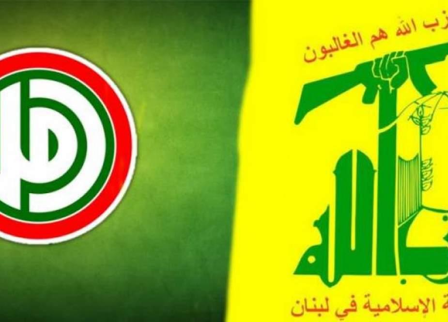 """""""أمل"""" و""""حزب الله"""": الاسراع بتشكيل الحكومة بداية لازمة وضرورية لايقاف الانهيار"""