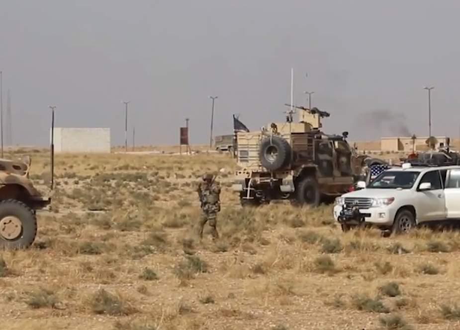 أسباب تشكيل امريكا لميليشيات تابعة لها بالشرق السوري !!