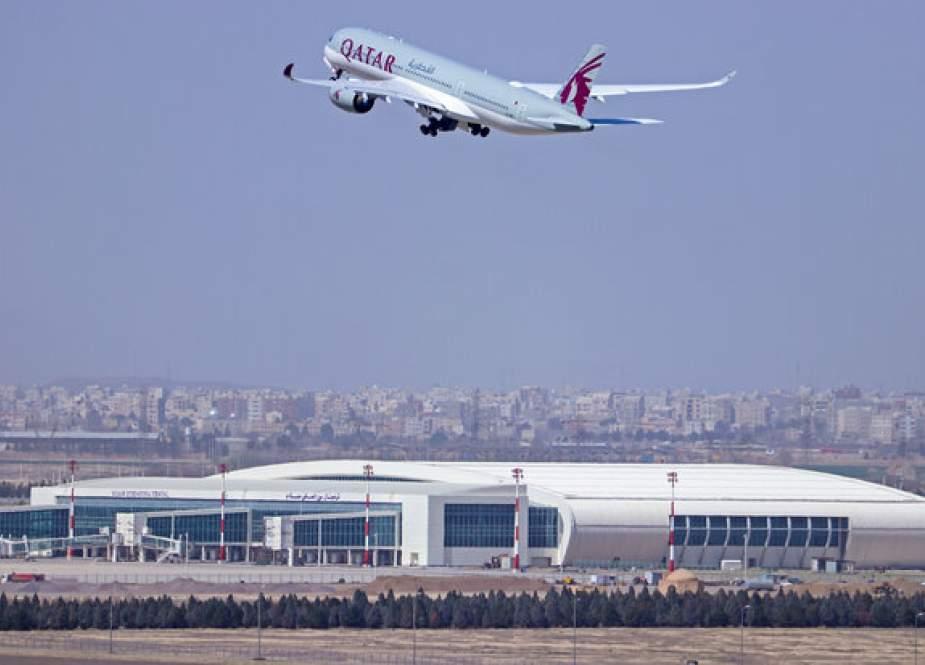 Bandara Teheran Akan Ditutup Pada Hari Pelantikan Raeisi