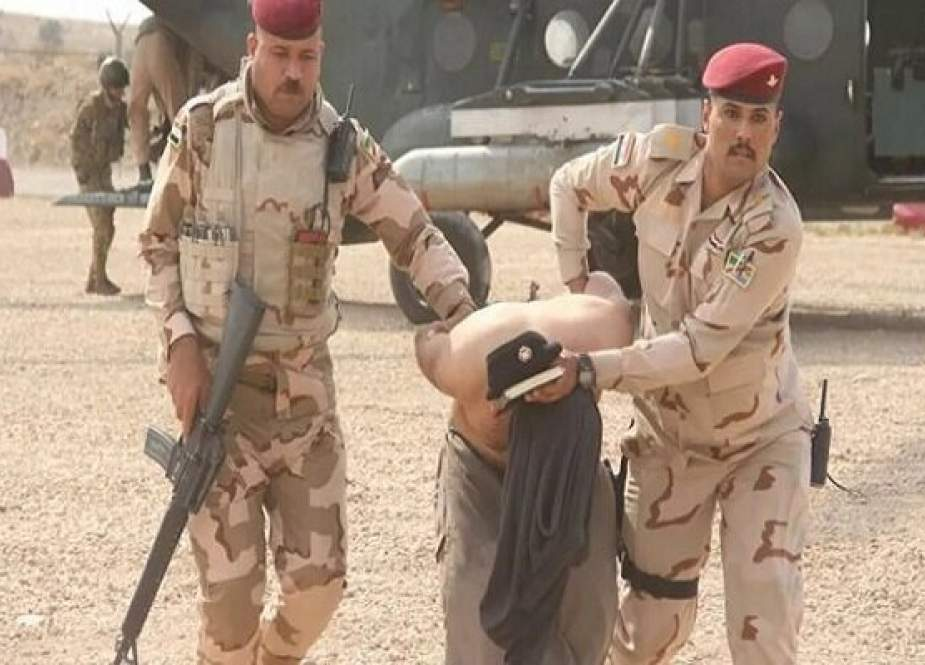 Mufti ISIS Ditangkap Di Al Anbar Irak