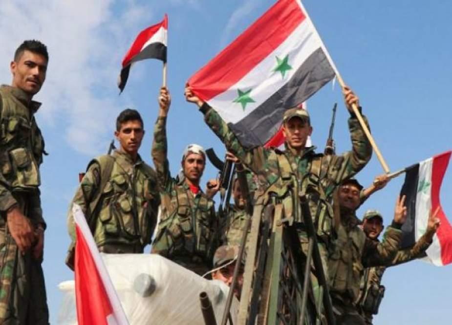 """الجيش السوري ينتشر في """"درعا البلد"""" دون معوقات"""