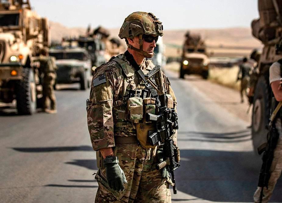 ABŞ Suriyadan çıxmayacaq: Kürdlərə dəstək...