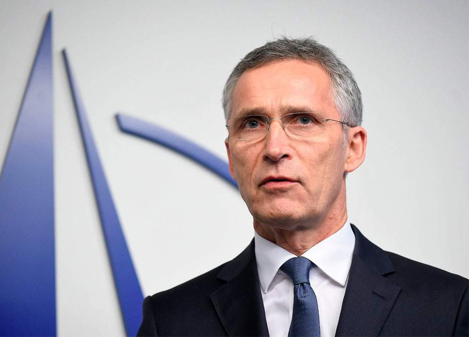 "Stoltenberq: ""NATO Әfqanıstanı dәstәklәmәyә davam edәcәk"""