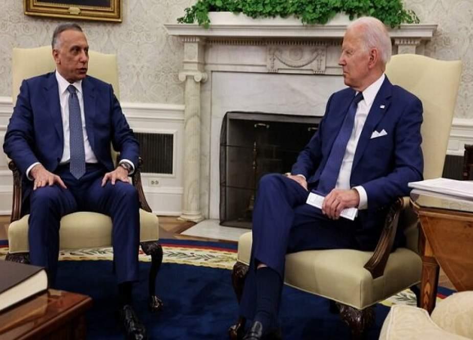 نیروهای رزمی آمریکا تا پایان سال جاری از عراق خارج میشوند