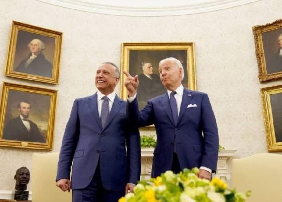 توافق بغداد- واشنگتن در کاخ سفید؛ بازی آمریکا با «وعده خروج»