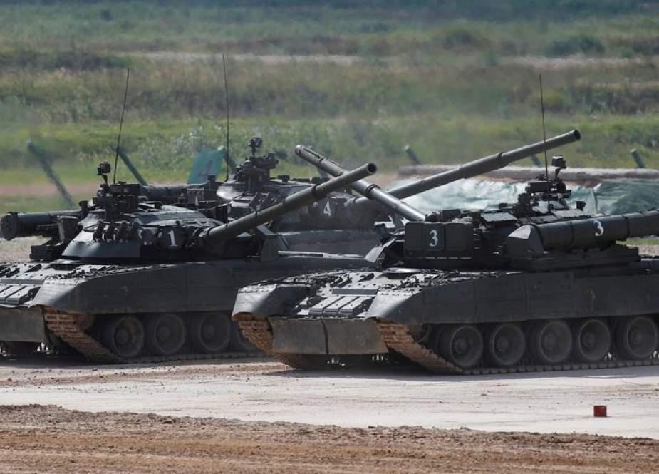 الجيش الروسي سيجري قريباً مناورات عسكرية قرب الحدود الأفغانية