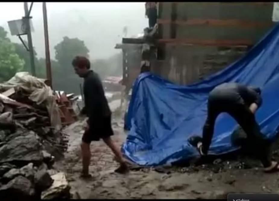 کشتواڑ میں قدرتی حادثہ، مہلوکین کی تعداد بڑھ کر 7، 20 افراد ہنوز لاپتہ
