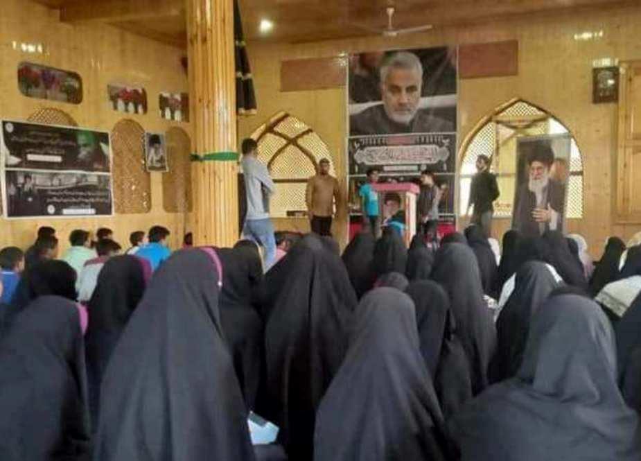 انجمن شرعی شیعیان کے زیر نگرانی چلنے والے جامعہ باب العلم کے طلاب میں اسناد تقسیم
