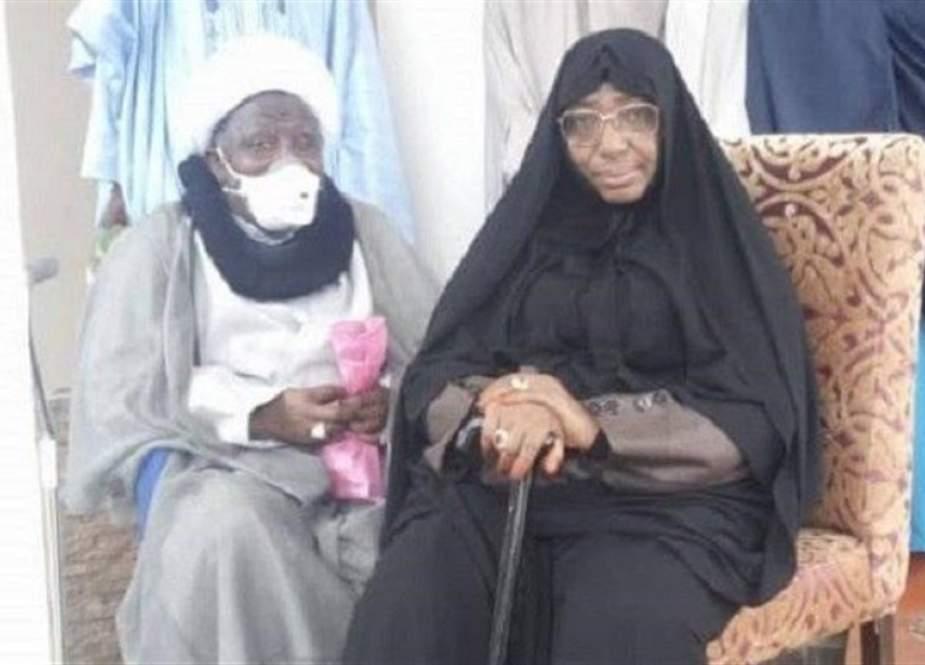 حکم آزادی شیخ زکزاکی و همسرش صادر شد
