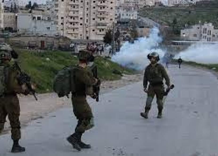 اصابة طفل فلسطيني برصاص الاحتلال جنوبي الضفة المحتلة