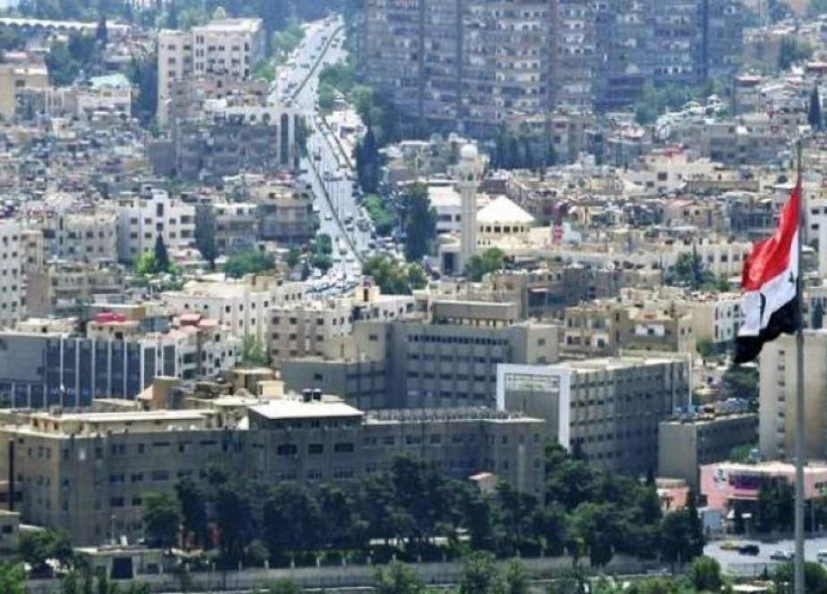 دمشق تدين