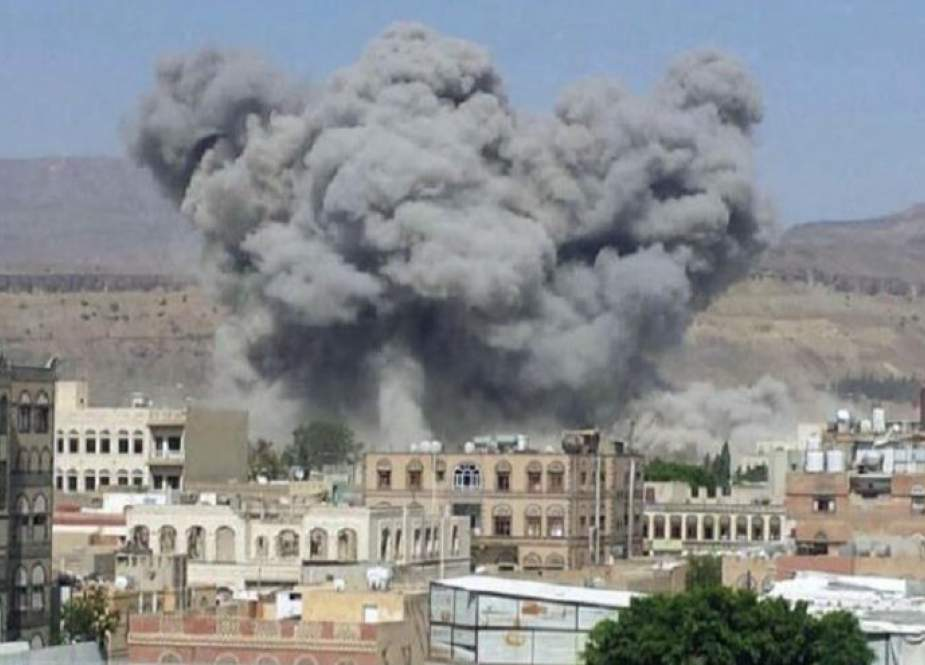 26 غارة للعدوان السعودي على مأرب والبيضاء والجوف وصعدة