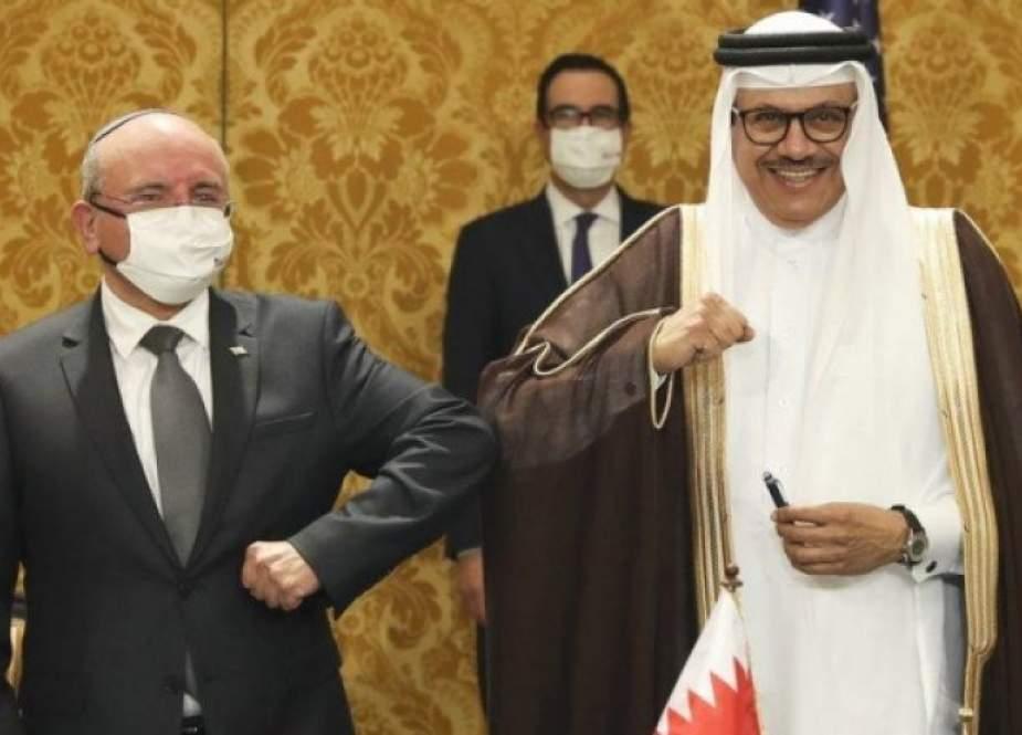 اتفاقية كبرى بين البحرين و الإحتلال تدخل حيز التنفيذ في الأشهر القادمة