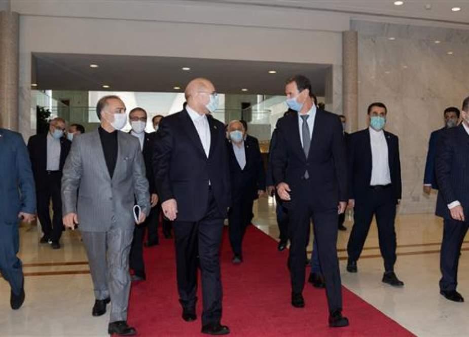 AS Jatuhkan Sanksi Ke Suriah, Iran Janjikan Dukungan Ekonomi