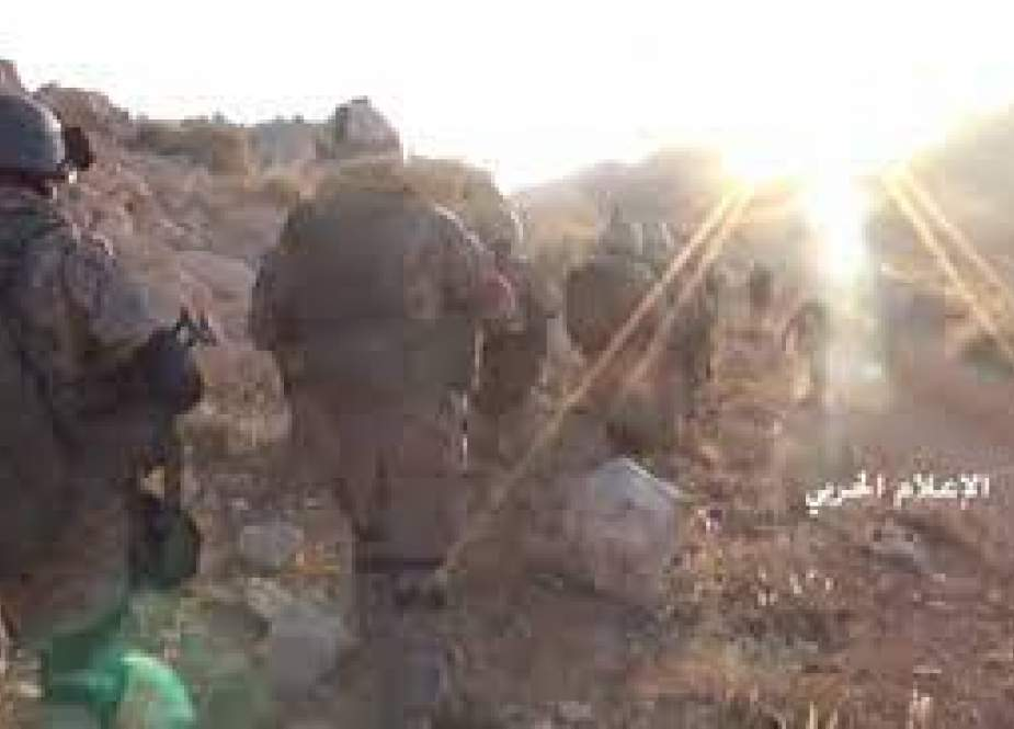 Hezbollah fighters in south Lebanon.jpg