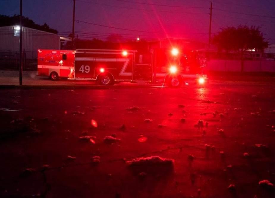ABŞ-da zavodda kimyəvi maddənin sızması nəticəsində xəsarət alanların sayı artıb