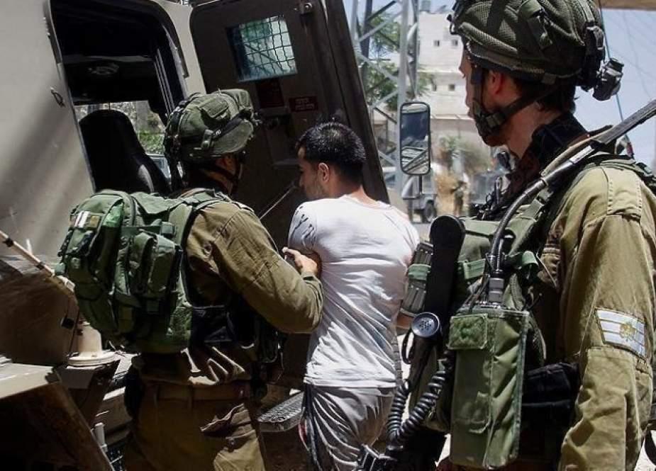 قوات الاحتلال تستمر في اعتداءاتها على الشعب الفلسطيني