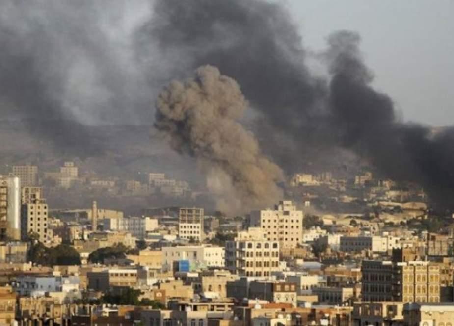 إصابة طفل يمني بنيران العدوان السعودي في الحديدة