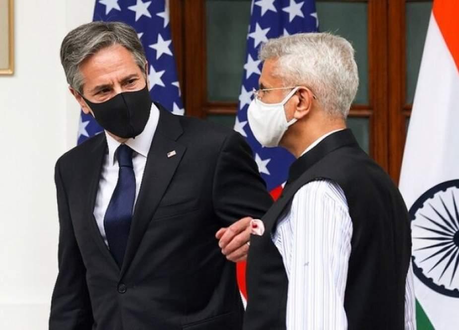 بلنكين: أعربنا للهند عن قلقنا بشأن صفقة ''إس-400'' مع روسيا