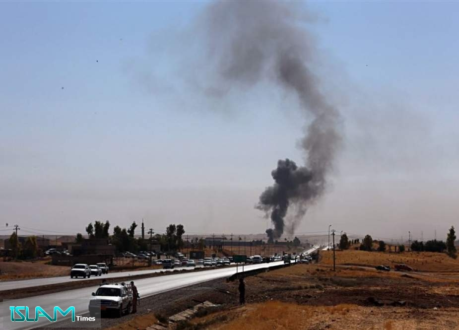 5 Killed in Iraqi Army Helicopter Crash: Military