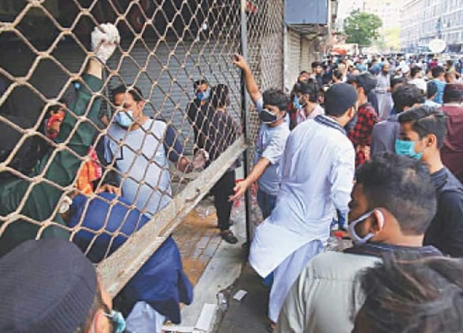 کراچی، تاجر برادری کے اہم مطالبات پر یقین دہانیاں
