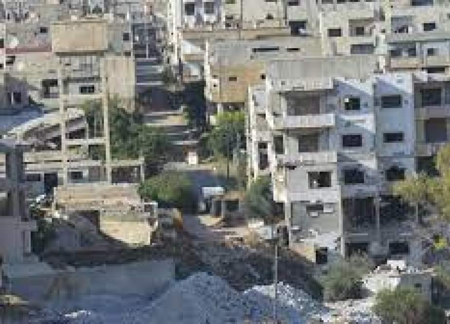 Daraa neighborhoods in Syria.jpg
