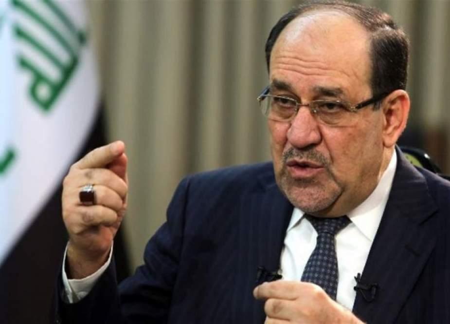 المالكي ينتقد تدخل بلاسخارت بشؤون الانتخابات في العراق