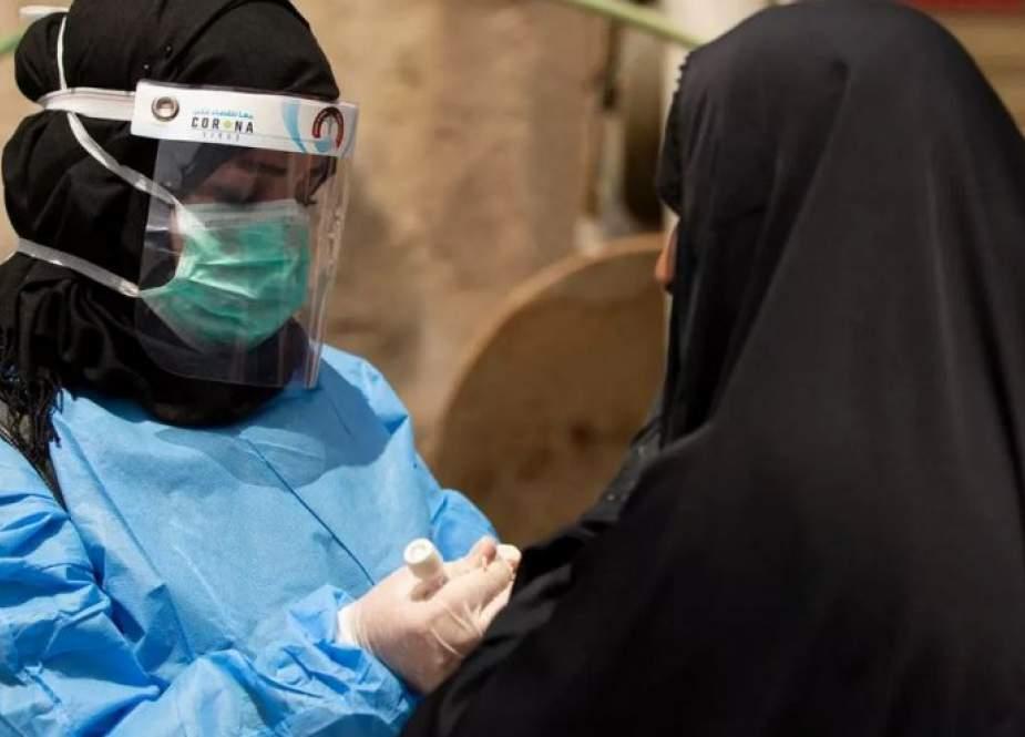 استمرار تسجيل اصابات يومية قياسية بكورونا في العراق
