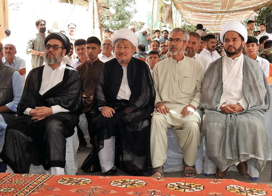 کوئٹہ، عید غدیر کے موقع پر جشن اور غدیری دسترخوان کا اہتمام