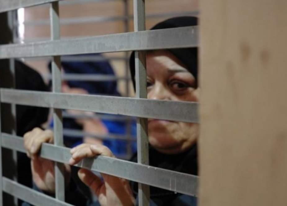 ظروف اعتقال قاسية للأسيرات في سجن