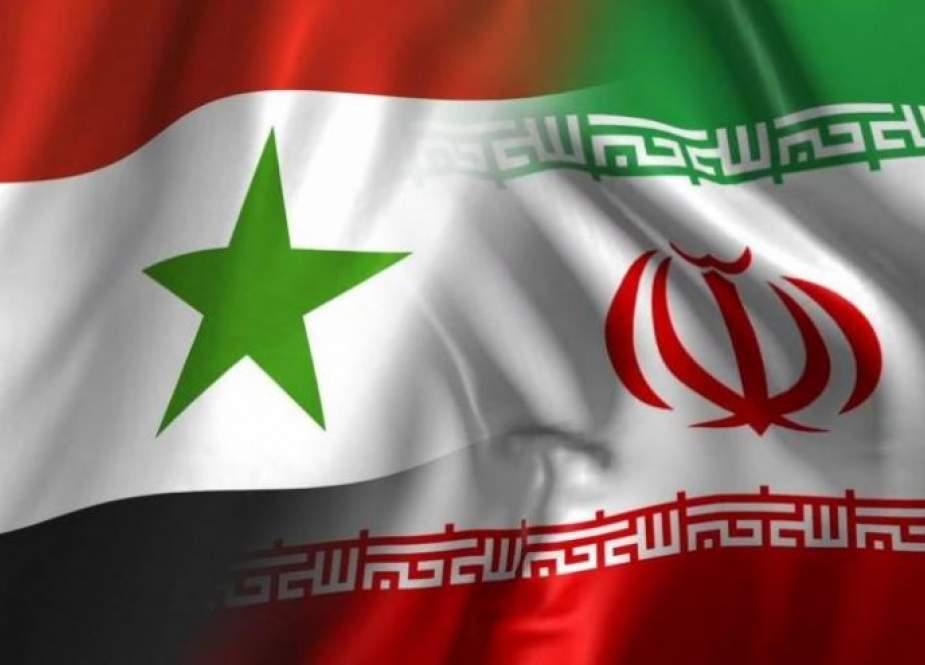 مناقشة سبل تعزيز العلاقات البرلمانية بين ايران و سوريا