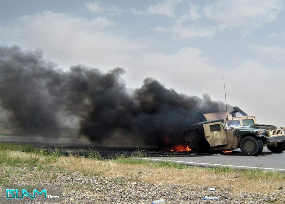 Two US Military Convoys Attacked in Iraq